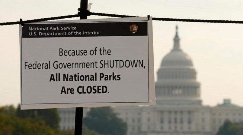 US shutdown: Gov't services closed as working week begins