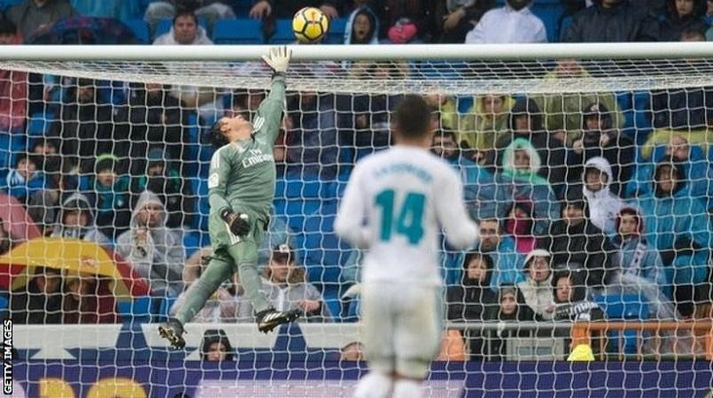 Real Madrid's struggles continue with home loss to Villarreal