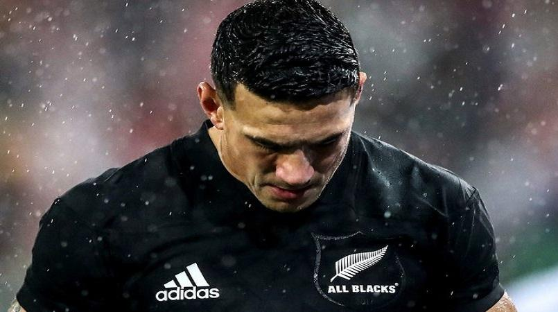 New Zealand centre Sonny Bill Williams banned for first Australia Test