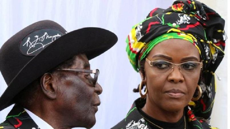 Mugabe's wife to appear in court over assault