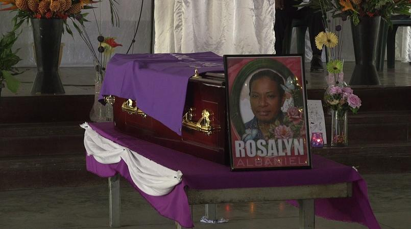 A grieving family's final goodbye - The National