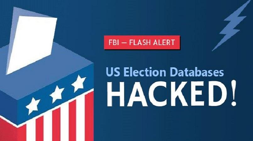 Two US state election systems hacked to steal voter databases — FBI ...