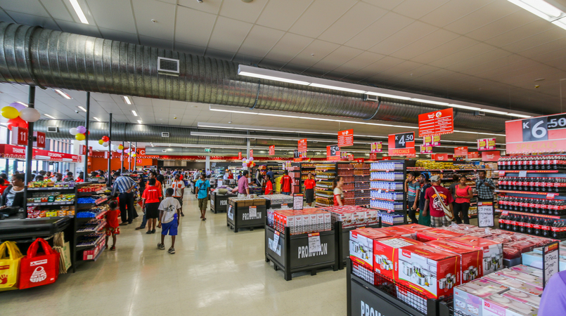 Stop N Shop Hours >> Stop N Shop Central Waigani Reopens Loop Png