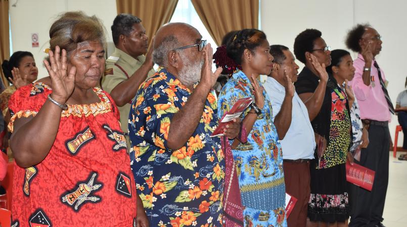 Hasil gambar untuk West Papuans granted PNG citizenship