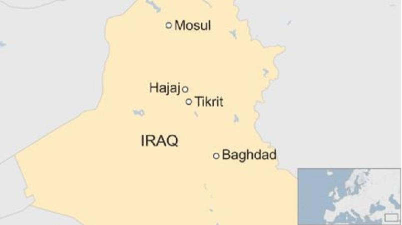 Iraq IS suicide bombers kill 26 at Tikrit wedding party Loop PNG
