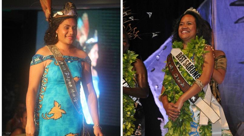 Pageant Queen of the Pacific