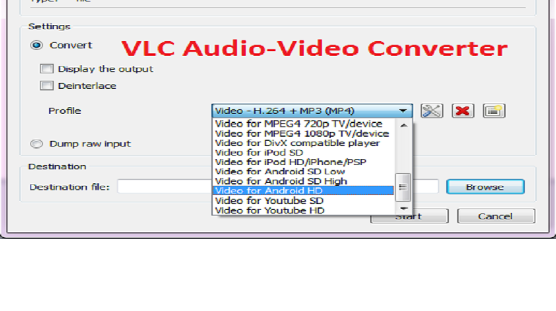 can i use vlc to convert video to mp3