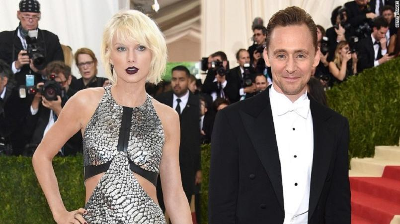 Tom Hiddleston And Taylor Swift Are Together For Real Loop Png