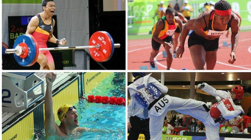 PNG Olympic team eye 8 events in Rio | Loop PNG