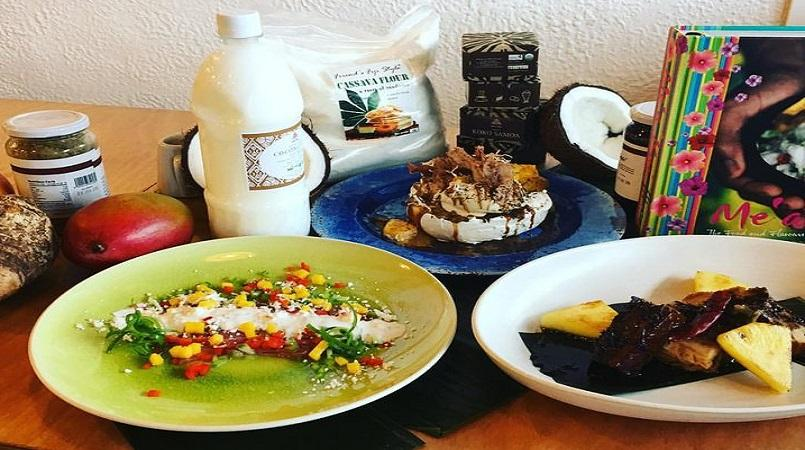 Auckland restaurant showcases pacific cuisine loop nauru for Auckland cuisine
