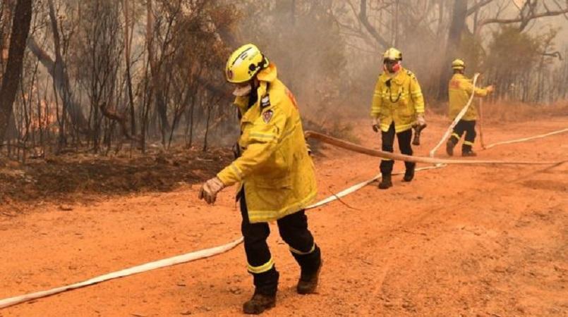 Australia heatwave: State of emergency declared over bushfire crisis зурган илэрцүүд