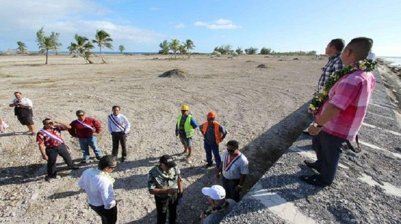 Chinese company arrives in French Polynesia for launch of fish farm