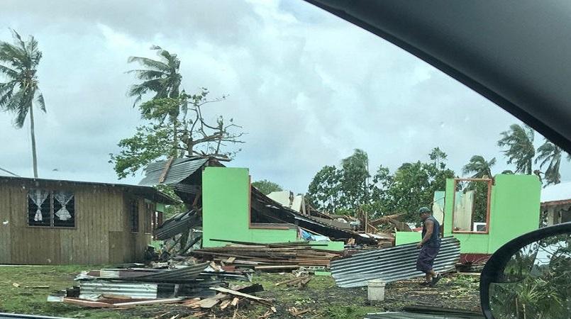 Eight hundred still in shelters in American Samoa
