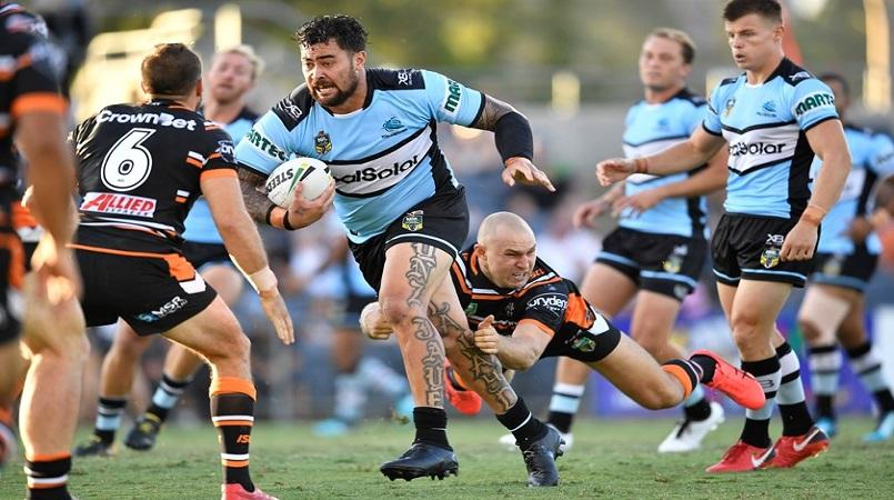 Fifita reveals support for Lodge rehab