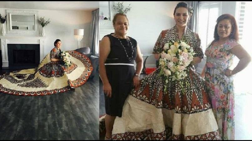 First Tongan Designer At London Pacific Fashion Show Loop Samoa