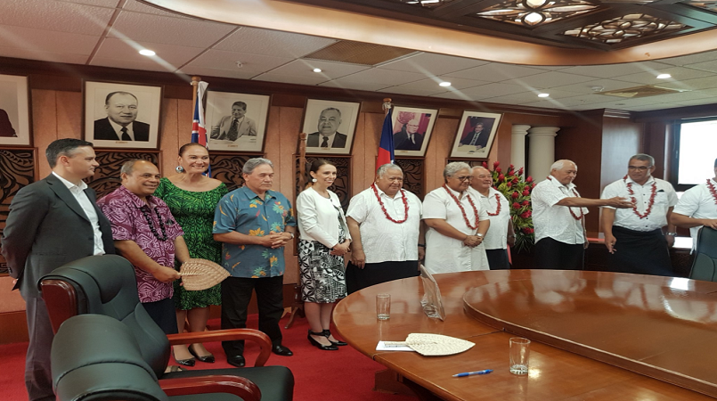 NZ Government strengthens ties with Pacific region