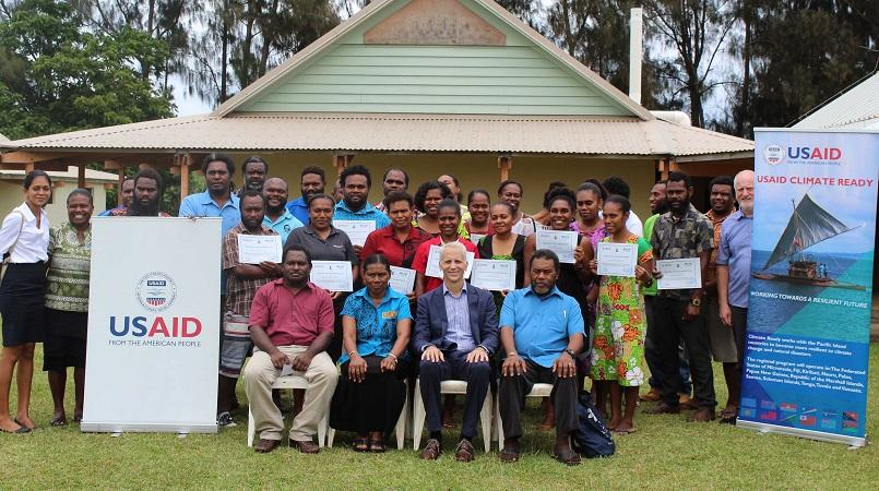 Pacific Project Management Practice Course A Success In Vanuatu