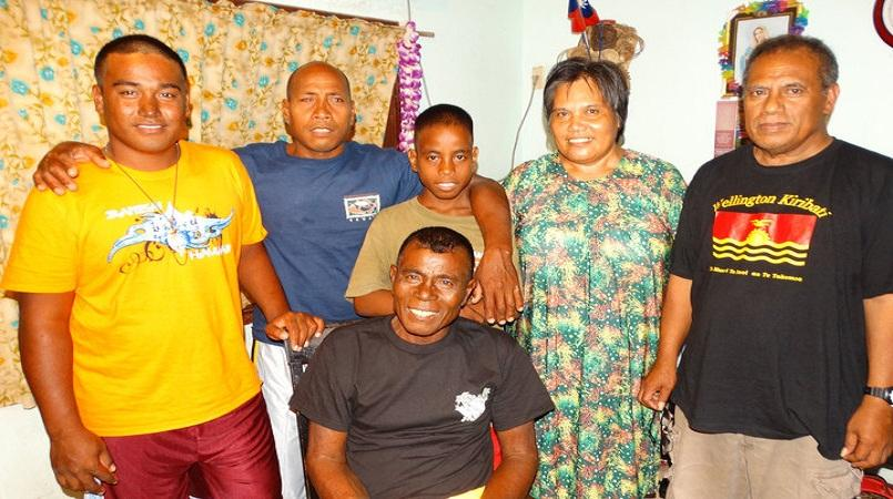 I-Kiribati teen, three men rescued after drifting 100s of kms