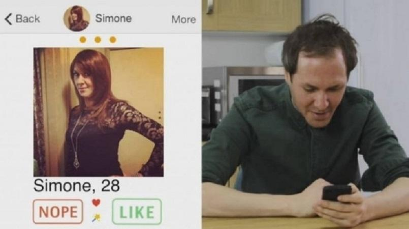 No luck with online dating