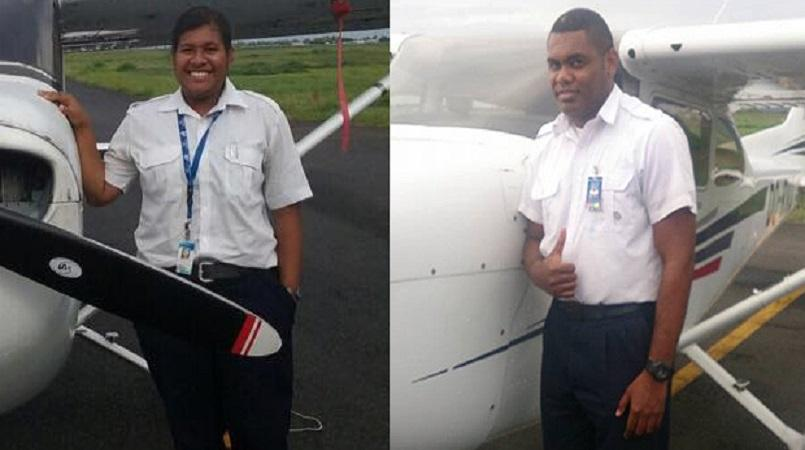 Search for missing Fiji Cessna