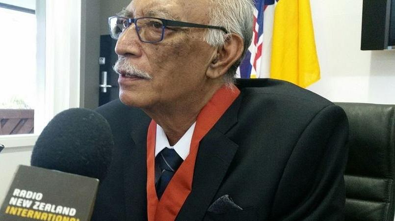 Niue leader extends Auckland medical stay