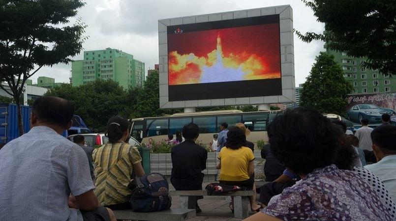 North Korea's latest missile launch puts Guam on alert