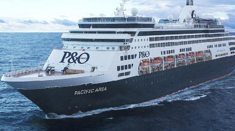 Madang Prepares For Cruise Ship Pacific Aria Loop PNG - Cruise ship pacific