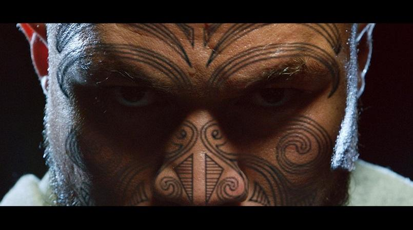 Parker depicted as Māori warrior in dramatic new promotional video