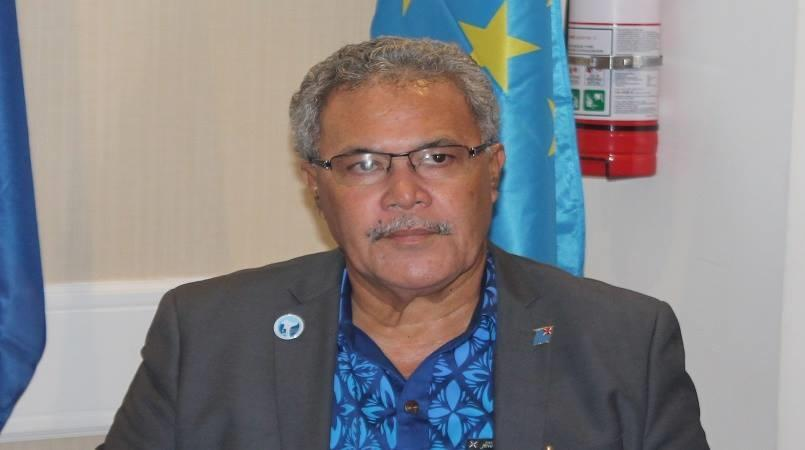Tuvalu's PM unhappy with lack of commitment to Climate Change Insurance