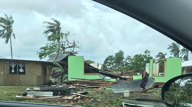 President Trump declares disaster in American Samoa