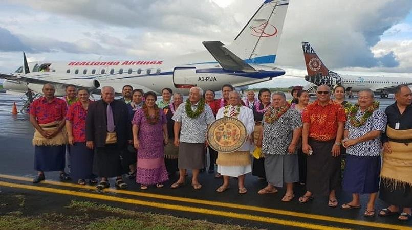 real tonga airlines starts twice weekly service to samoa. Black Bedroom Furniture Sets. Home Design Ideas