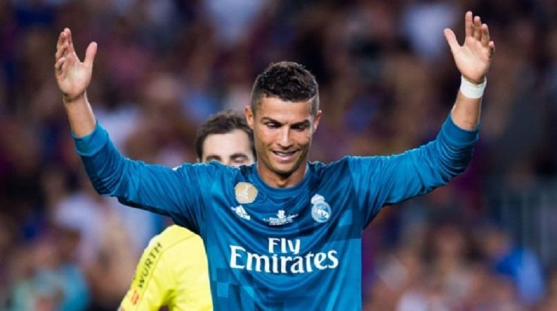 Five-game ban for Ronaldo