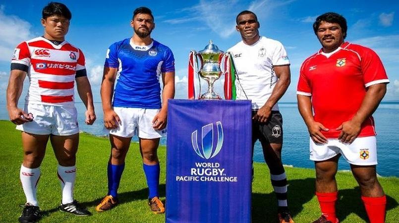 Samoa A and Tonga A lose Pacific Challenge openers