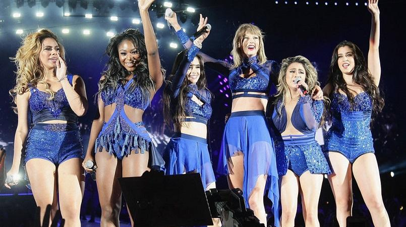 Taylor swift joins fifth harmony onstage at concert loop vanuatu taylor swift joins fifth harmony onstage at concert m4hsunfo