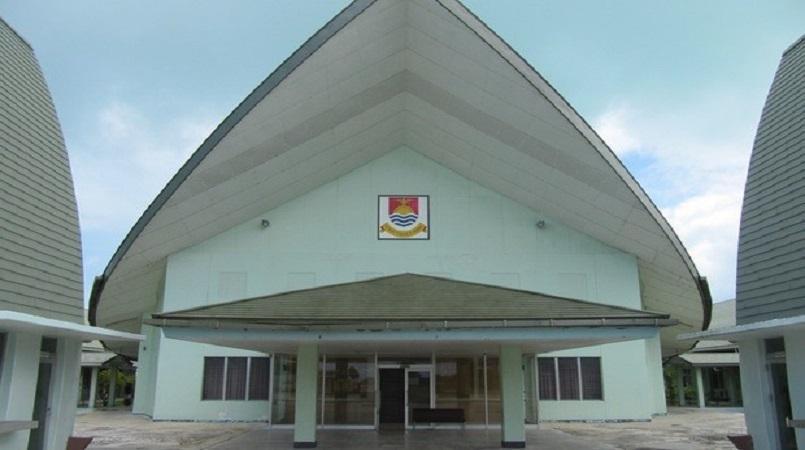 Tito resigns from Kiribati parliament