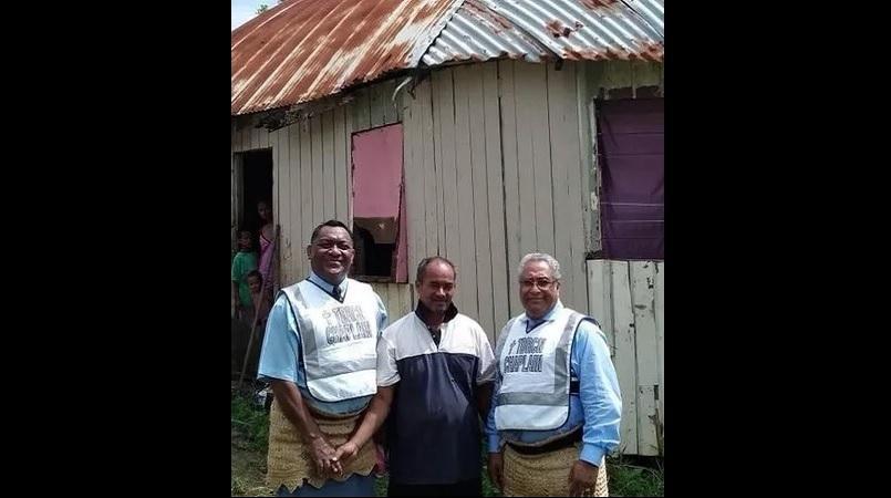 Chaplains help with Tonga trauma