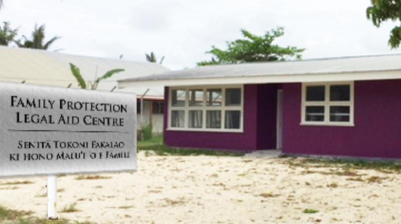 Tonga opens legal aid centre for survivors of domestic violence