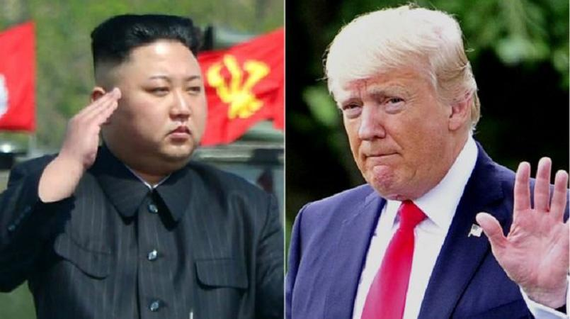 Trump and Kim Jong-un to meet 'as soon as possible'