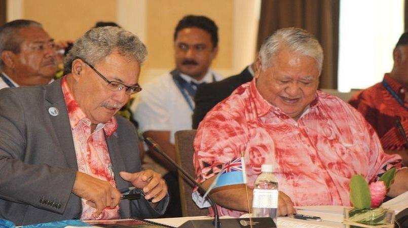 Tuvalu hopes Trump will change view on climate change