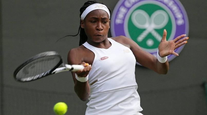 15 year old tennis player that beat venus williams