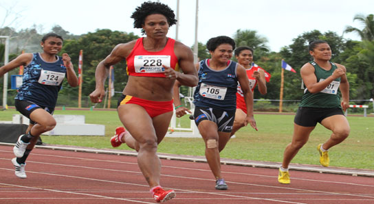 Wisil competing overseas