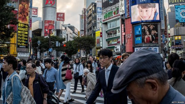 Tokyo's Shibuya corssing is one of the city's most iconic locations.