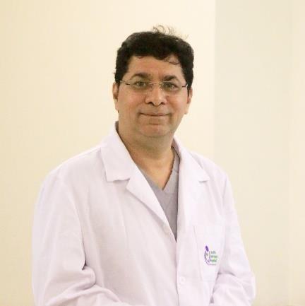 Dr Anil Jain, SAL Hospital, India