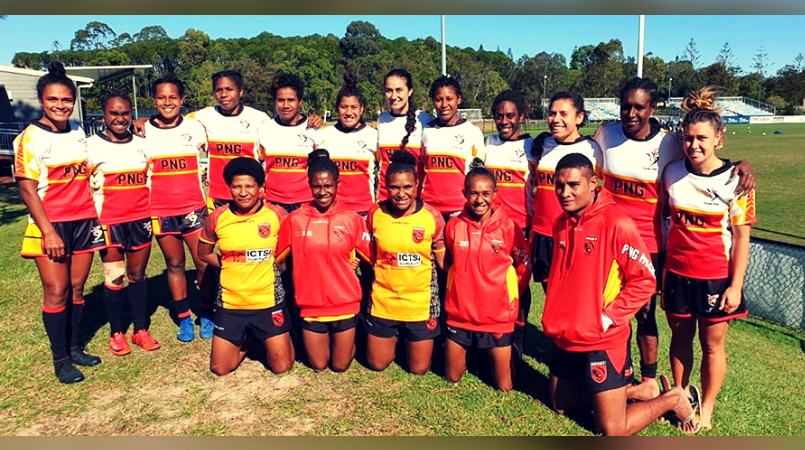 PNG Rugby Union announces women's 7s team