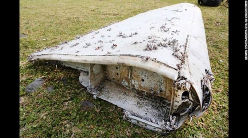 Satellite debris mystery may never be solved  |Debris Mystery