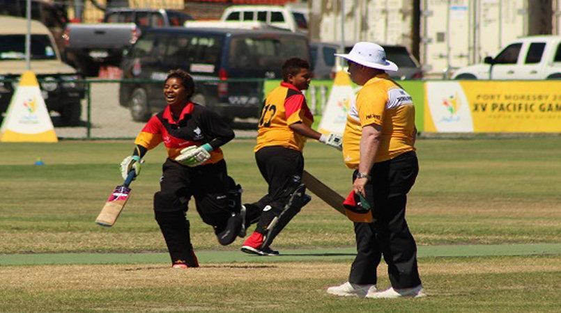 PNG Lewas beat Vanuatu by 55 runs | Loop Vanuatu