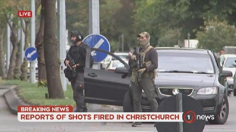 Shooting In Christchurch Picture: Multiple Fatalities Confirmed After Shooting At Two