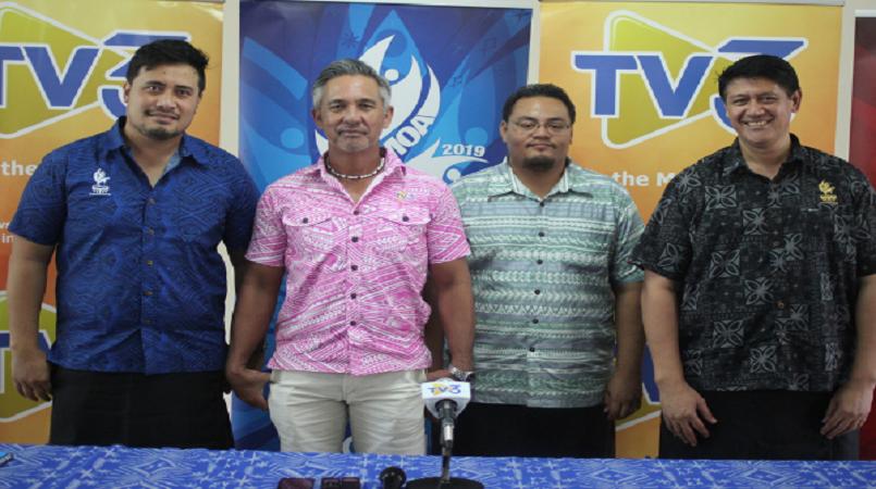 Broadcasters Nauru
