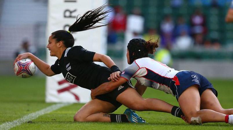SBW's sister makes women's sevens team | Loop Tonga