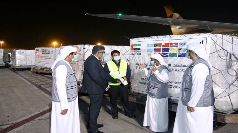 UAE sends medical aid to Pacific Island countries in fight ...